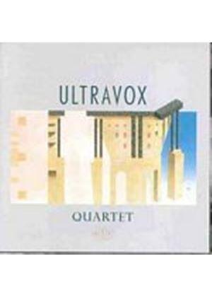Ultravox - Quartet (Music CD)
