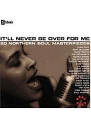 Various Artists - Itll Never Be Over For Me (Music CD)