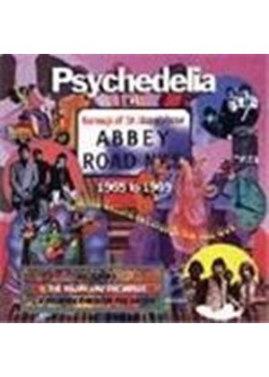 Various Artists - Psychedelia At Abbey Road 1965-1969 [Remastered]