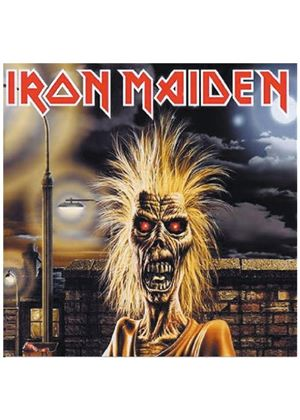 Iron Maiden - Iron Maiden (Music CD)