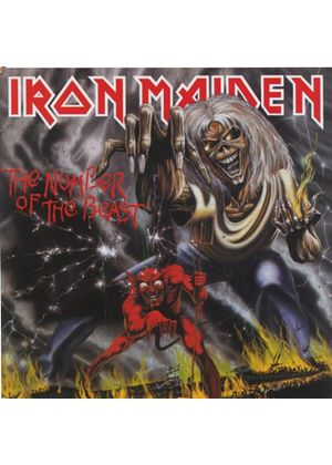 Iron Maiden - Number Of The Beast (Music CD)