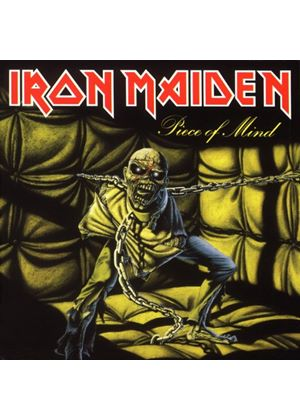 Iron Maiden - Piece Of Mind (Music CD)