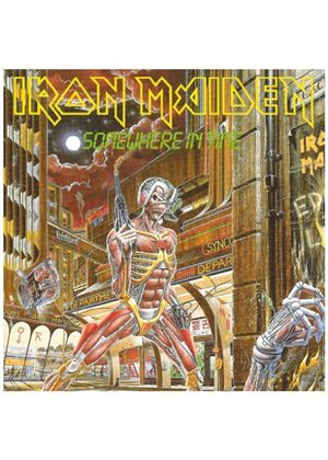Iron Maiden - Somewhere In Time (Music CD)