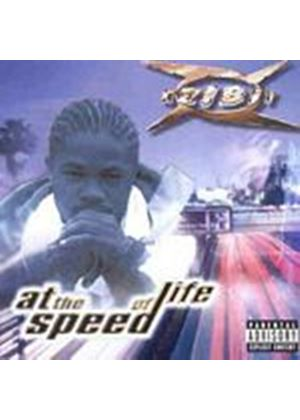Xzibit - At The Speed Of Life (Music CD)