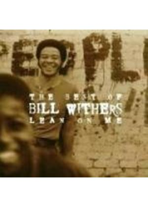 Bill Withers - The Best of Bill Withers: Lean on Me (Music CD)