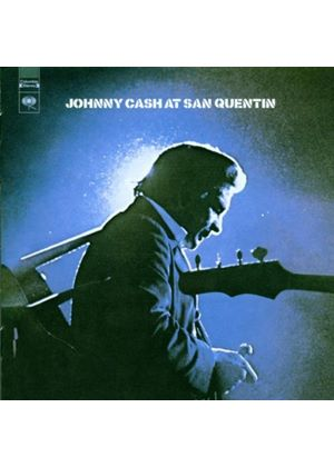 Johnny Cash - Complete Live At San Quentin (Music CD)
