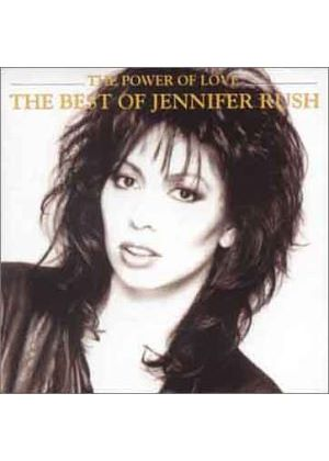 Jennifer Rush - Power Of Love - Best Of (Music CD)
