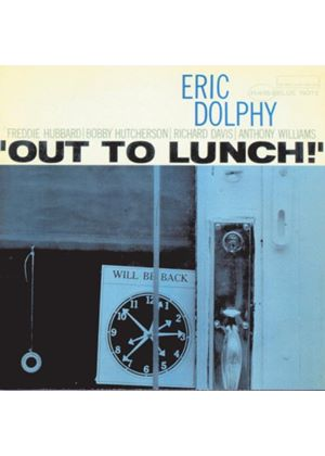 Eric Dolphy - Out To Lunch [Remastered]