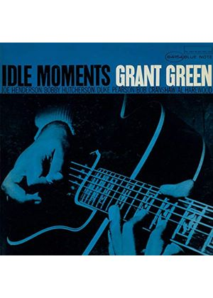 Grant Green - Idle Moments (Music CD)