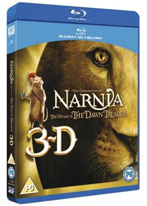 The Chronicles of Narnia: The Voyage of the Dawn Treader (Blu-ray 3D + Blu-ray)