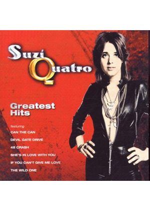Suzi Quatro - Greatest Hits (Music CD)