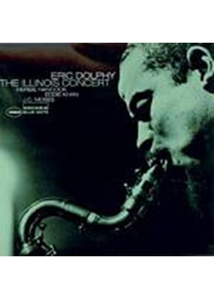 Eric Dolphy - Illinois Concert (Music CD)
