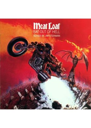Meat Loaf - Bat Out of Hell (Music CD)