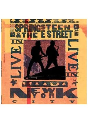 Bruce Springsteen - Bruce Springsteen & The E Street Band Live In NYC (Music CD)