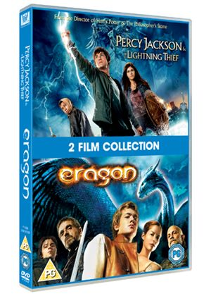 Percy Jackson and the Lightning Thief / Eragon (Double Pack)