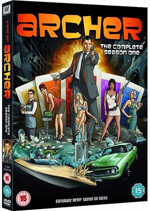 Archer - Series 1 - Complete