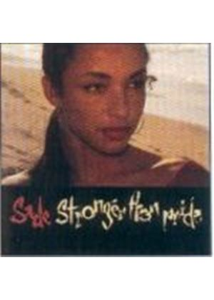 Sade - Stronger Than Pride (Music CD)