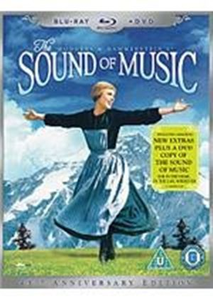 Sound Of Music (Blu-ray + DVD, with Blu-ray Packaging)