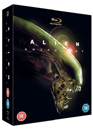 Alien Anthology - (6 Discs) (Blu-Ray)