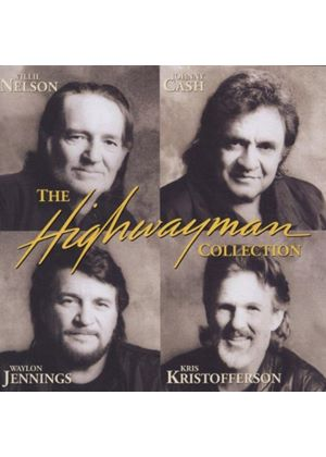 Cash/Jennings/Kristofferson/Nelson - Highwayman Collection (Music CD)