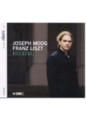 Franz Liszt Recital (Music CD)