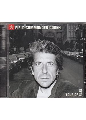 Leonard Cohen - Field Commander Cohen (Tour Of 1979) (Music CD)