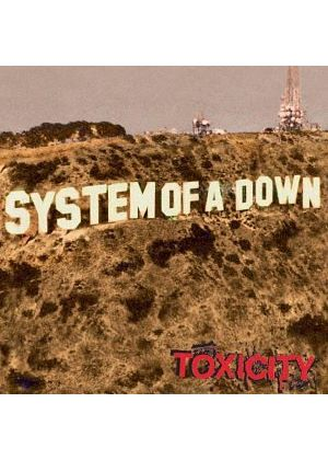 System Of A Down - Toxicity (Music CD)