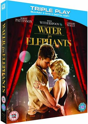 Water for Elephants - Triple Play (Blu-ray + DVD + Digital Copy)