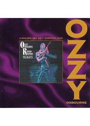 Ozzy Osbourne - Randy Rhoads Tribute (Enhanced) (Music CD)