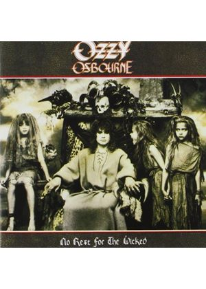 Ozzy Osbourne - No Rest For The Wicked [Remastered]