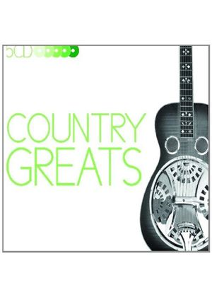 Various Artists - Country Greats (Music CD)