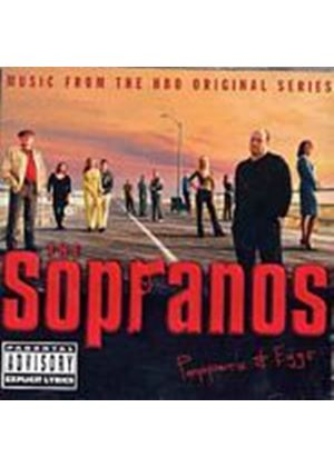 Original Soundtrack - Sopranos - Peppers & Eggs (Music CD)