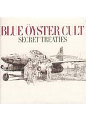 Blue Oyster Cult - Secret Treaties (Expanded Edition) (Music CD)