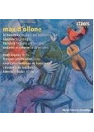 Ollone: Orchestral Works