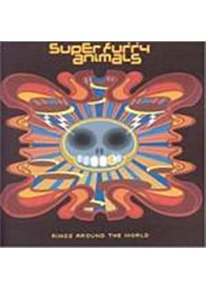 Super Furry Animals - Rings Around The World (Music CD)