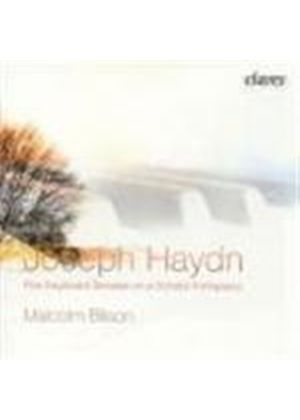 Haydn: Keyboard Sonatas Nos 33, 35, 52, 54 and 60