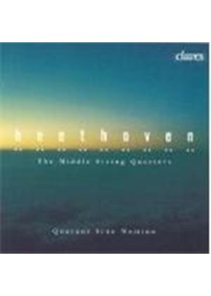 Beethoven: String Quartets, Opp 59 Nos 1-3, 74 and 95