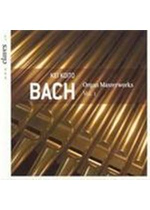Bach: Organ Masterworks, Vol 1 (Music CD)