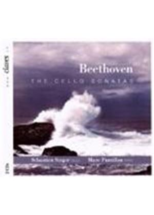 Beethoven: Complete Cello Sonatas (Music CD)
