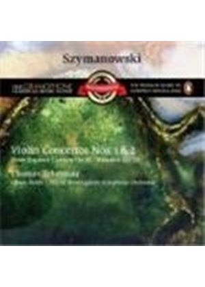 Karol Szymanowski - Violin Concertos Nos. 1 And 2 (Zehetmair) (Music CD)