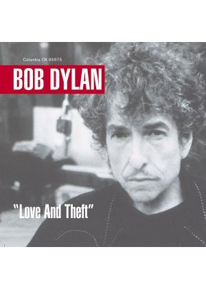 Bob Dylan - Love & Theft (Music CD)