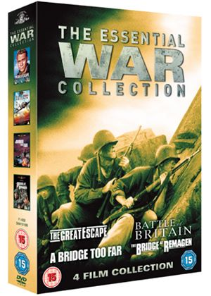 The Essential War Collection