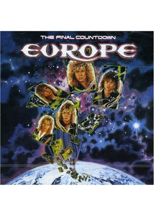 Europe - Final Countdown, The (Music CD)