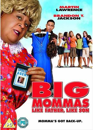 Big Mommas: Like Father, Like Son (DVD + Digital Copy)