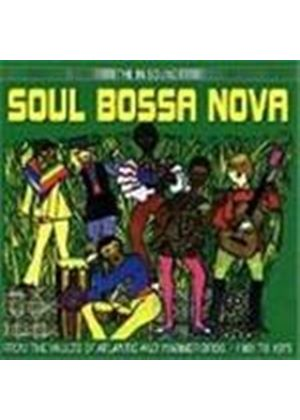 Various Artists - Soul Bossa Nova (From The Atlantic And Warner Vaults)