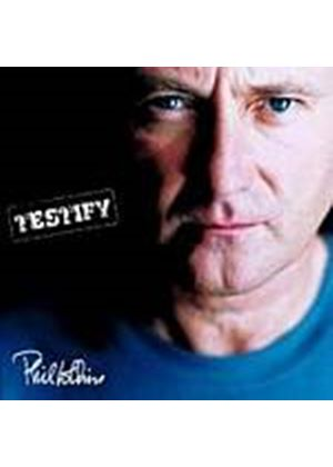Phil Collins - Testify (Music CD)