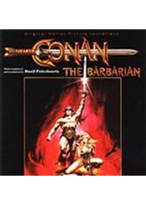Original Soundtrack - Conan The Barbarian (Poledouris) (Music CD)