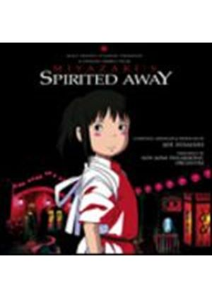 Original Soundtrack - Spirited Away - The Voyage Of Chihiro (Hisaishi) (Music CD)