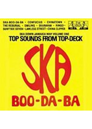 Various Artists - Ska Down Jamaica Way - Volume 1 Ska Boo Da Ba (Music CD)