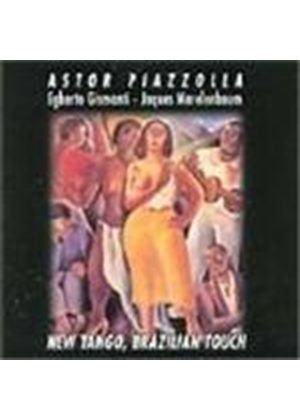 Astor Piazzolla - New Tango - Brazilian Touch